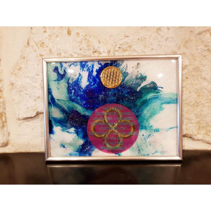 Tableau - Harmonisation Divine - JCSN10