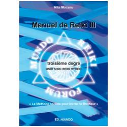Manuel de Reiki niveau 3
