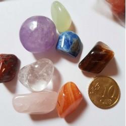 Lot de 8 pierres...